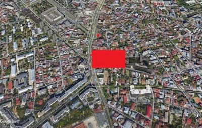 Land plot for sale Berzei - Stirbei Voda area, Bucharest 430 sqm