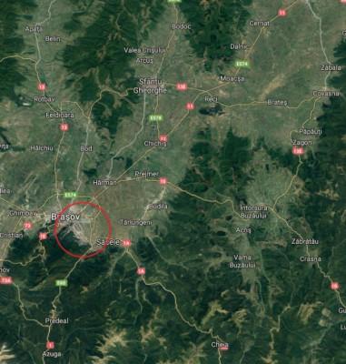 Teren de vanzare zona Brasov  4778 mp