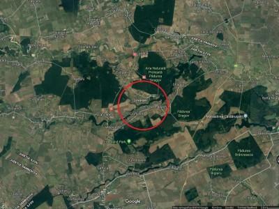 Teren de vanzare zona Ciolpani, Ilfov 600000mp