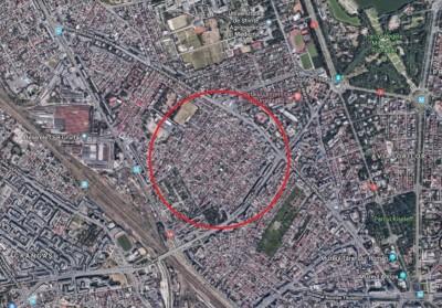 Teren de vanzare zona Domenii, Bucuresti 200 mp