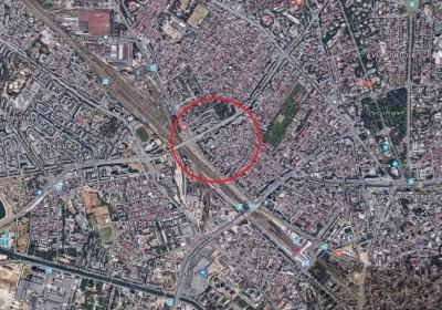 Teren de vanzare zona Grivita, Bucuresti 567 mp
