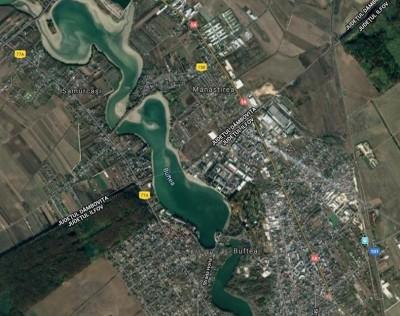 Teren de vanzare zona Mogosoaia 4586 mp