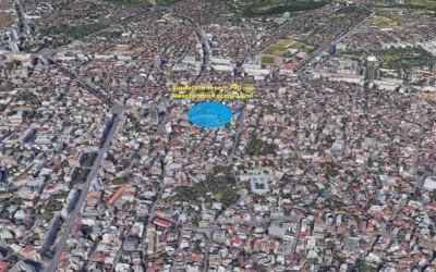 Land plot for sale Romana Square area, Bucharest 730 sqm