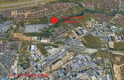 Teren rezidential de vanzare zona Pipera - Porsche, Bucuresti 3000 - 6000 mp