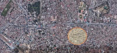 Teren de vanzare zona Polona, Bucuresti 1395 mp
