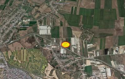 Teren de vanzare zona Chitila- Soseaua de Centura, Bucuresti 27.437mp