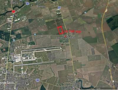 Teren de vanzare zona Tunari - Dimieni, judetul Ilfov 10.700 mp