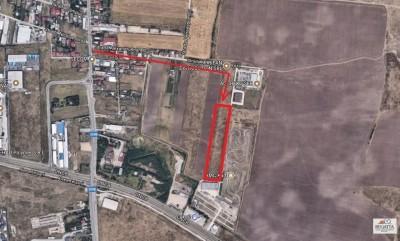 Teren  de vanzare zona Tunari, Ilfov 8517 mp