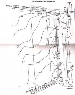 Teren extravilan de vanzare zona Parc Industrial Ploiesti, judetul Prahova 2.5 ha
