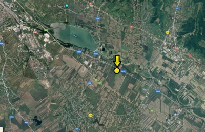 Teren intravilan de vanzare zona Cateasca - Autostrada A1, judetul Arges, 95015 mp