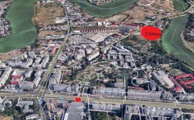 Teren rezidential de vanzare zona Fundeni, Bucuresti 3.300 mp