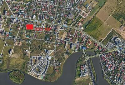 Teren rezidential de vanzare zona Nord - Sisesti, Bucuresti 3.211 mp