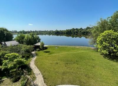 Vila cu deschidere la lac de vanzare Balotesti, judetul Ilfov