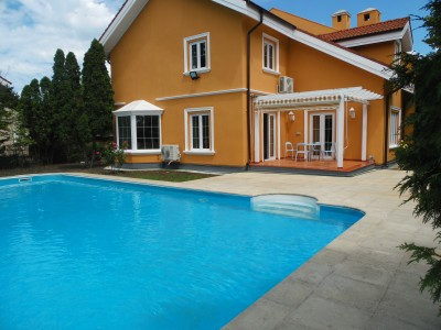 Villa for rent 5 rooms Baneasa - Iancu Nicolae area, Bucharest 344 sqm