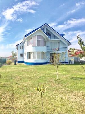Vila de inchiriat 5 camere zona Gheorghe Ionescu Sisesti, Bucuresti 450 mp