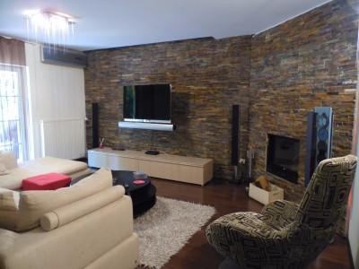 Vila de inchiriat 5 camere zona Iancu Nicolae - Jolie Ville, Bucuresti 180 mp