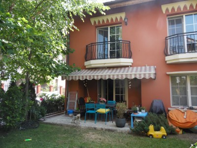 Villa for rent 4 rooms Iancu Nicolae -Jolie Ville area, Bucharest 180 sqm