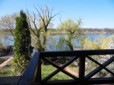 Vila de inchiriat 6 camere, vedere la lac, zona Snagov, Bucuresti