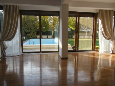 Villa for rent 6 rooms Baneasa - Iancu Nicolae area, Bucharest 370 sqm