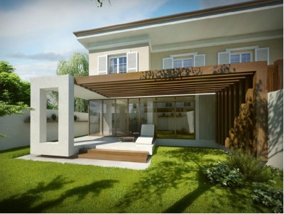 Villa for rent 7 rooms Baneasa-Pipera 323 sqm