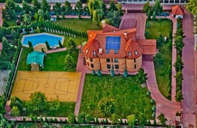 Vila de vanzare 10 camere zona Iancu Nicolae, Bucuresti 840 mp