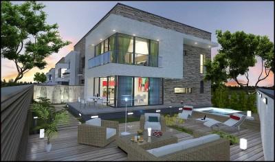Vila de vanzare 4 camere zona Chitila-Lac, Bucuresti 240 mp