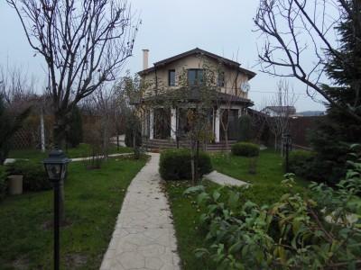 Vila de vanzare 4 camere zona Corbeanca, Bucuresti 250 mp