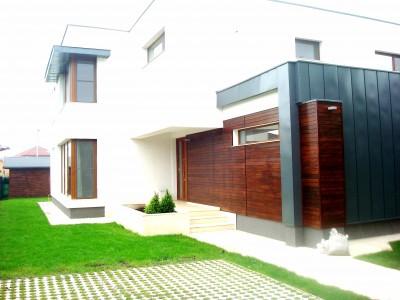 Vila de vanzare 5 camere zona Corbeanca, Bucuresti 410 mp