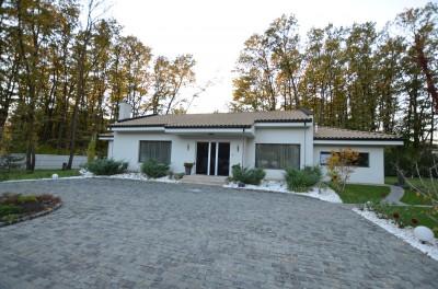 Vila de vanzare 5 camere zona Corbeanca - Petresti, Bucuresti 490 mp