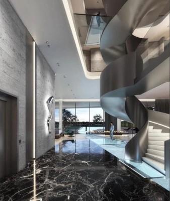 Villa for sale 6 rooms Floreasca area, Bucharest 600 sqm