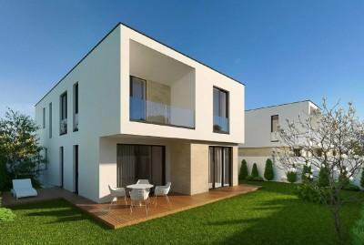 Villa for sale 6 rooms Otopeni area, Ilfov county 252 sqm
