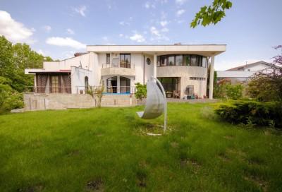 Vila de vanzare 6 camere zona Pipera, Bucuresti 581 mp