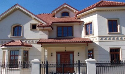 Villa for sale 7 rooms Corbeanca area, Bucharest 505 sqm