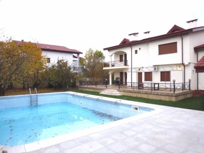 Vila de inchiriat 8 camere zona Baneasa, Bucuresti 646 mp