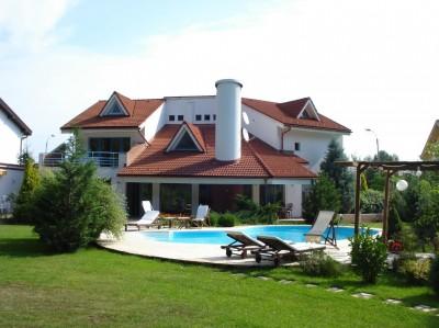 Vila de vanzare 5 camere zona Corbeanca, Ilfov 420 mp