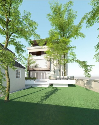 Villa for sale situated in Dorobanti-Capitale area, Bucharest 1067 sqm