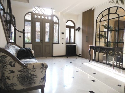 Exceptional villa for rent 5 rooms Domenii - Casin area, Bucharest
