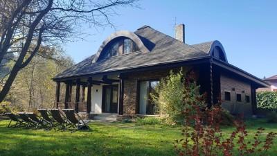 Villa/pension for sale 6 rooms Gura Humorului area 360 sqm
