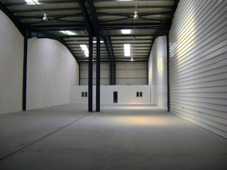 Spatiu industrial de inchiriat Bucuresti zona Vest - Soseaua de Centura 1.000 mp