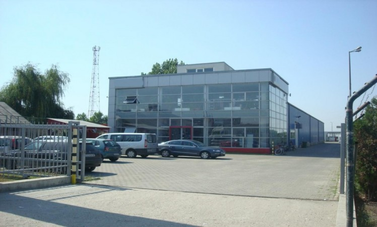 Spatiu industrial de vanzare Bucuresti Pitesti 2.050 mp