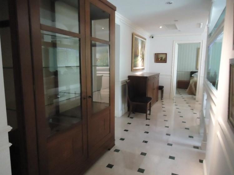 Apartament de inchiriat Bucuresti Baneasa Residence 4 camere, 210 mp