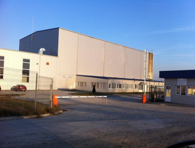 Industrial space for sale Brasov area - warehouse 6,000 sqm