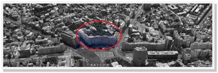 Spatii comerciale de vanzare Piata Victorie, Bucuresti, 2365 mp