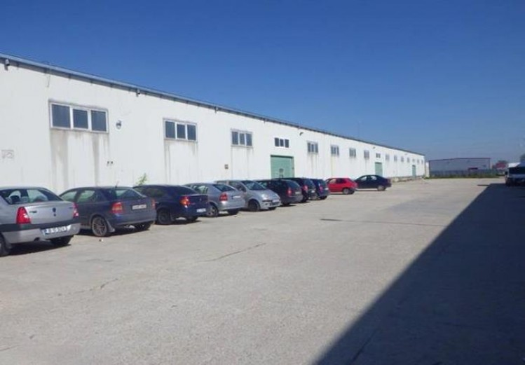 Spatiu industrial de vanzare zona Nord, Bucuresti 4.000 m