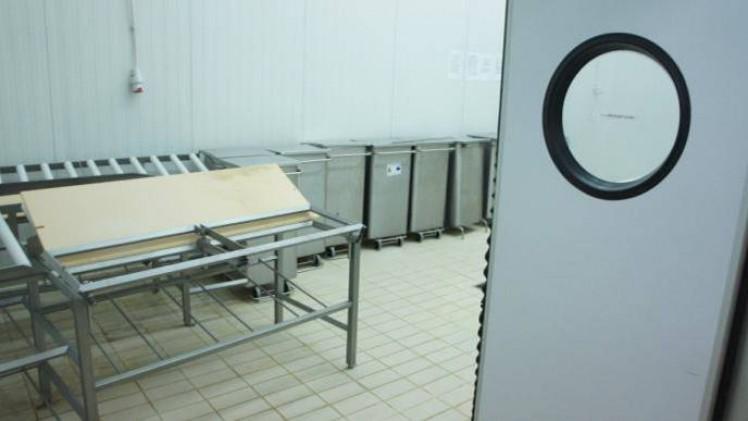 Depozit frigorific executare silita, Stefanesti, 3600mp