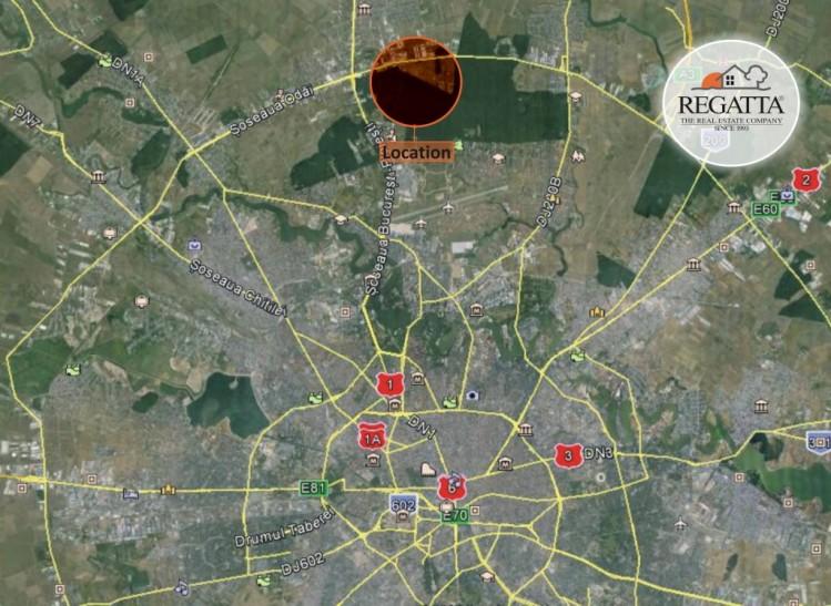 Harta Bucuresti Strazi Harta Romaniei