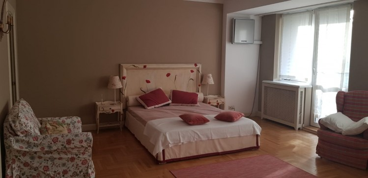 Apartment for rent 2 rooms Herastrau area, Bucharest 104 sqm