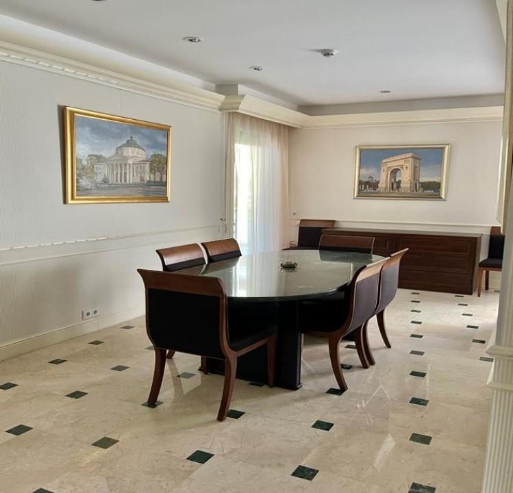 Apartament 5 camere de inchiriat zona Baneasa, Bucuresti 205 mp