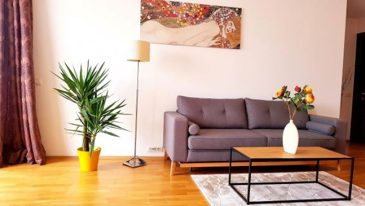 Apartament de inchiriat 2 camere zona Floreasca, Bucuresti 70 mp