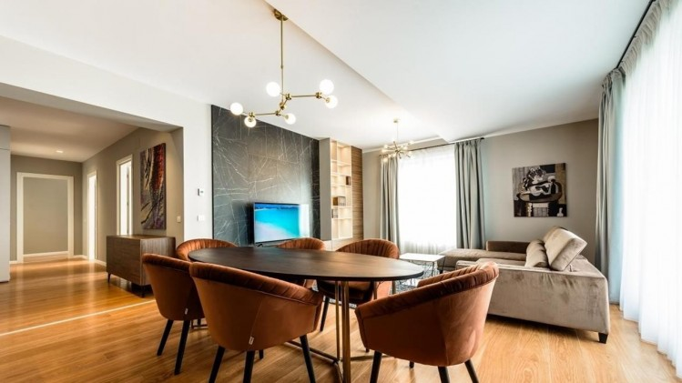 Apartament de inchiriat 4 camere zona Domenii-Expozitiei, Bucuresti 101 mp